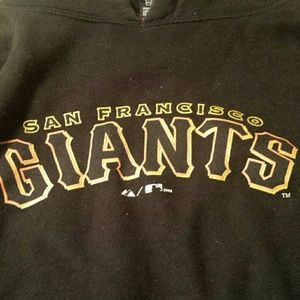 Giants hoodie
